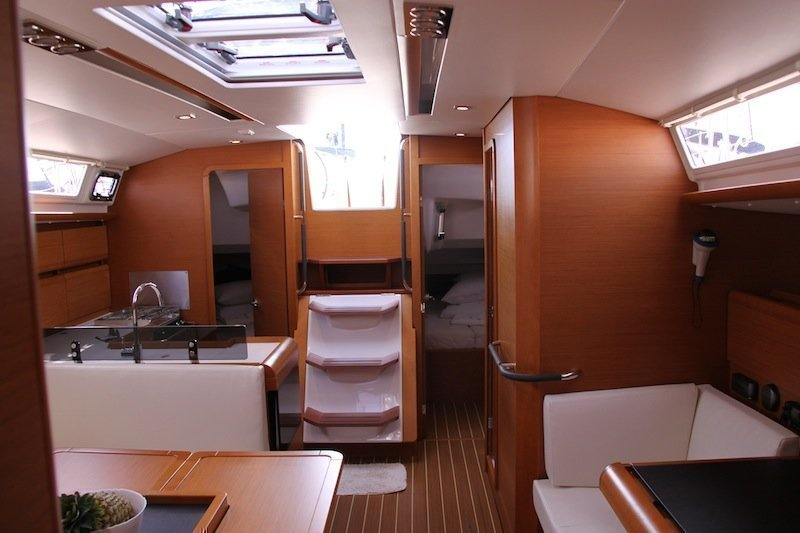 Sun Odyssey 439 owner version  (MADAME)  - 3