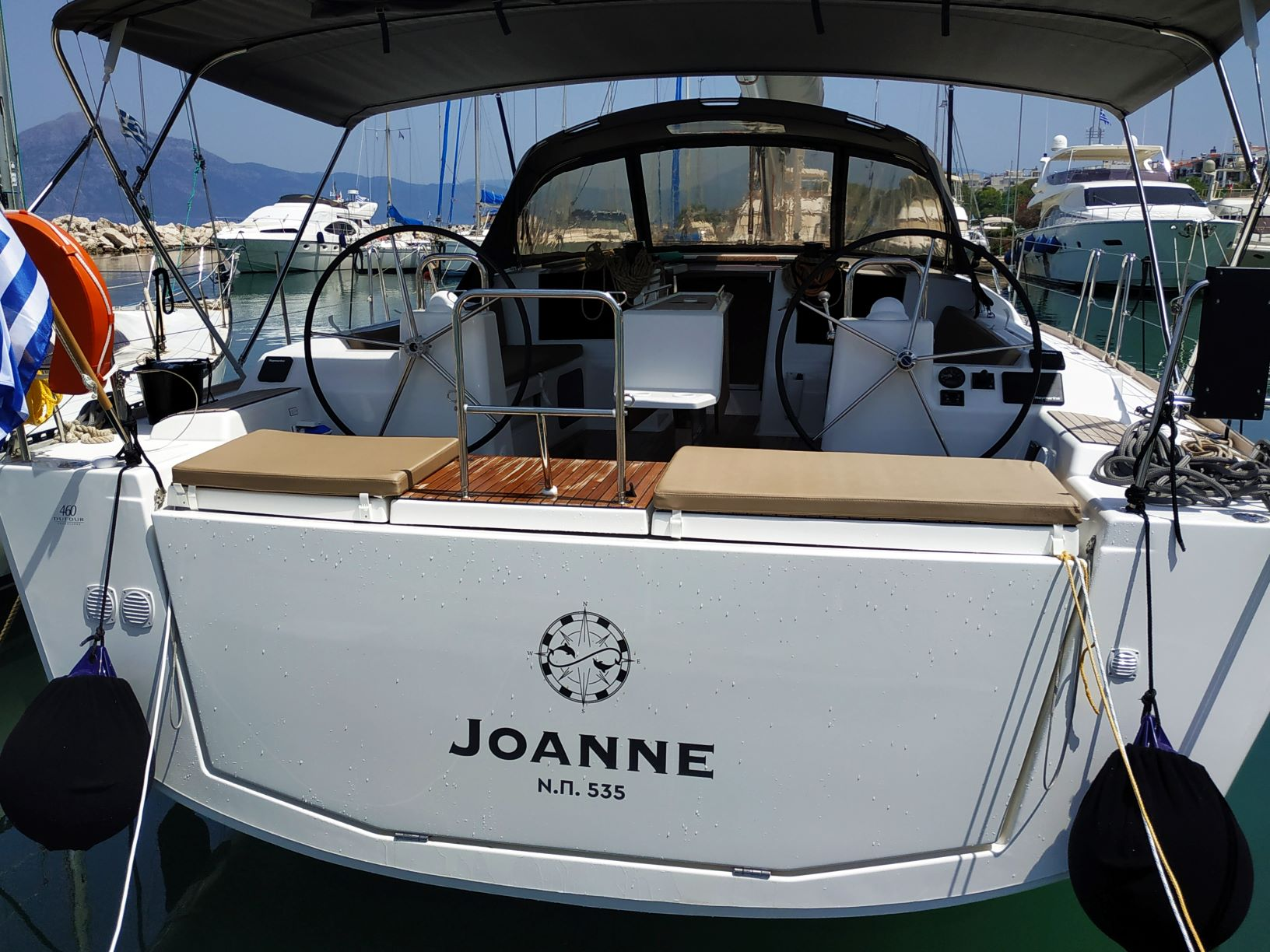 Dufour 460 Grand Large (Joanne)  - 6