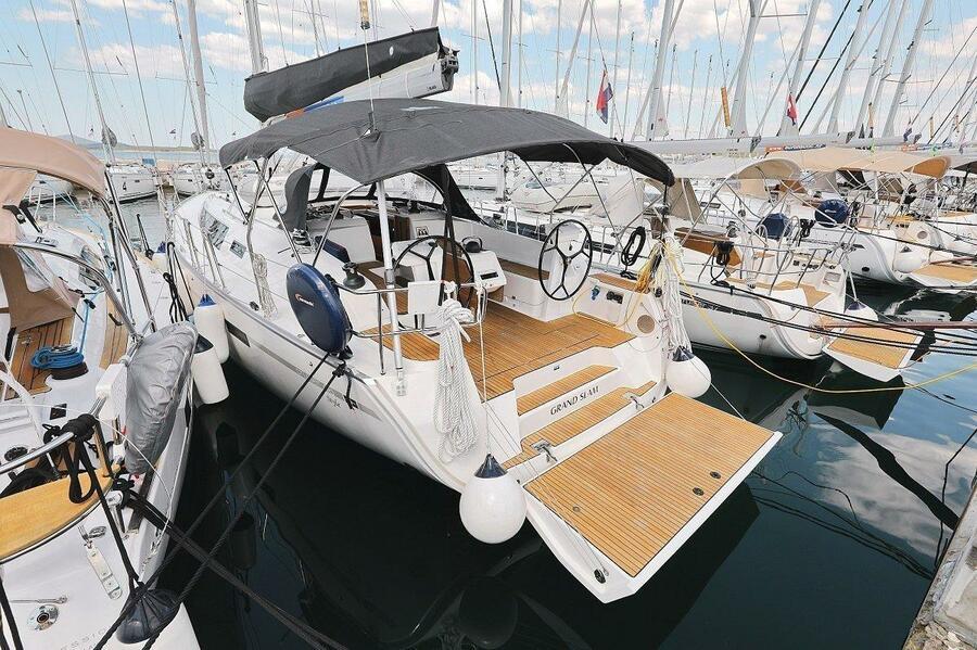 Bavaria Cruiser 46 Style (Grand Slam)  - 17