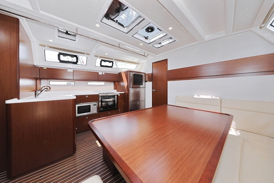 Bavaria Cruiser 46 Style (Grand Slam)  - 9