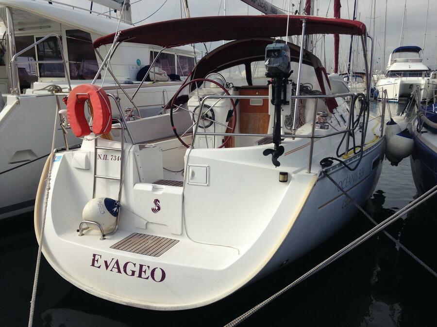 Oceanis 331 (Evageo)  - 1