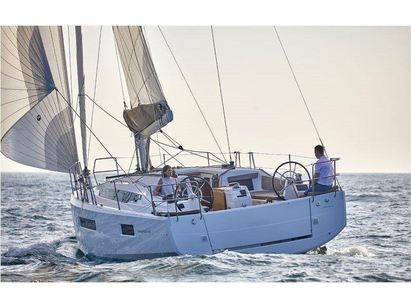 Sun Odyssey 410 (new) Main image - 0