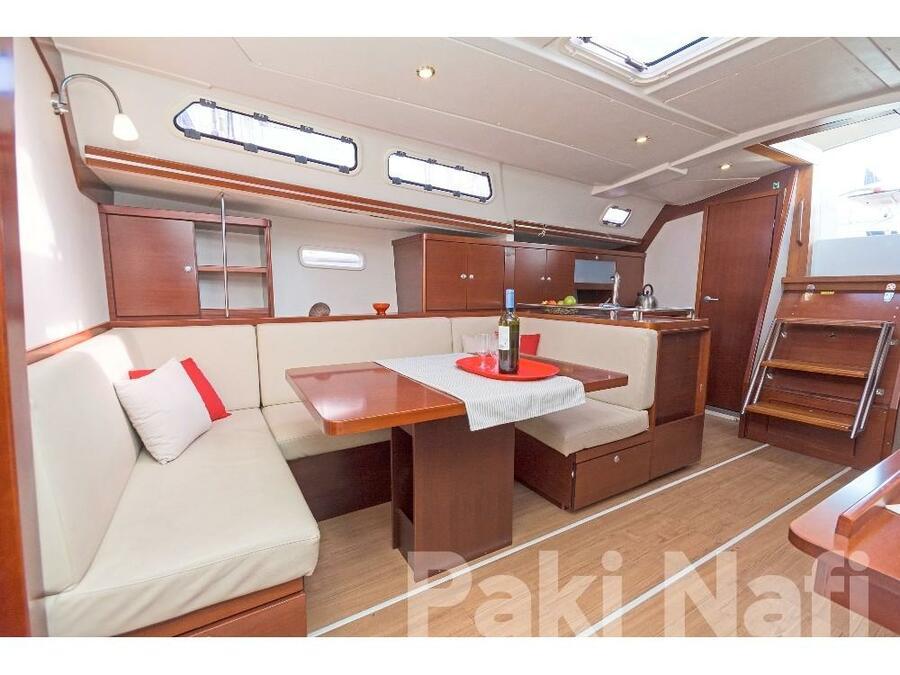 Hanse 430 (Paki Nafi (sails 2021)) Interior image - 1
