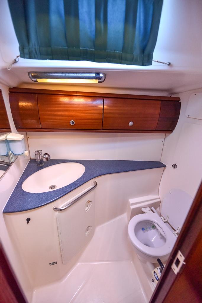 Bavaria 44 Cruiser (Sahbaz)  - 8
