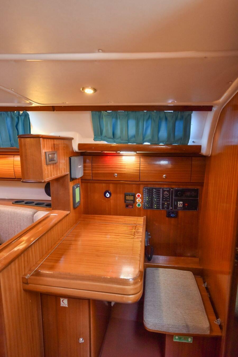 Bavaria 44 Cruiser (Sahbaz)  - 13