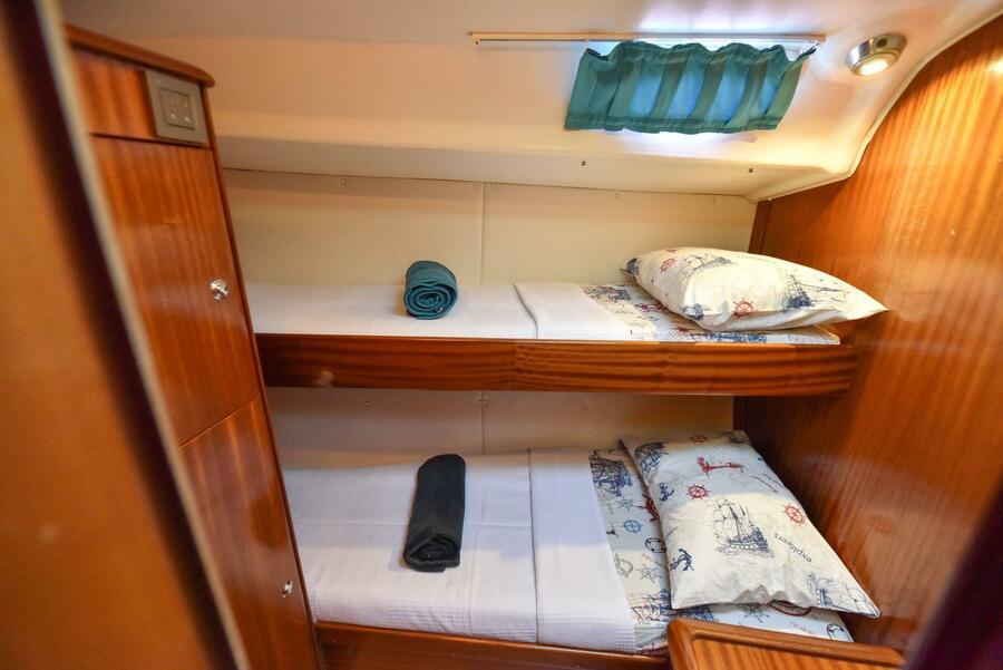 Bavaria 44 Cruiser (Sahbaz)  - 12
