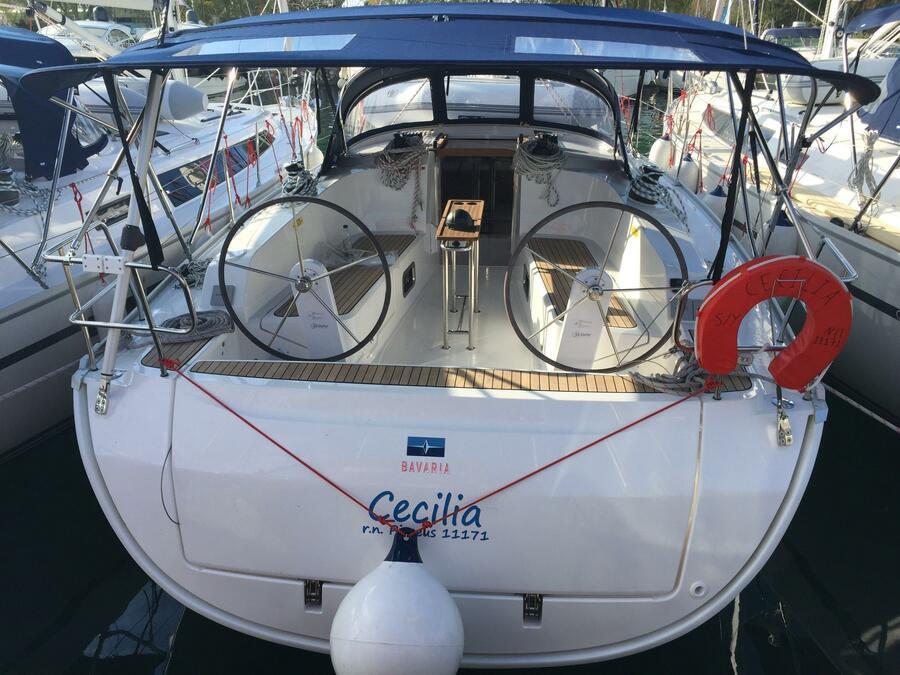 Bavaria Cruiser 41 (S/Y Cecilia) Main image - 0