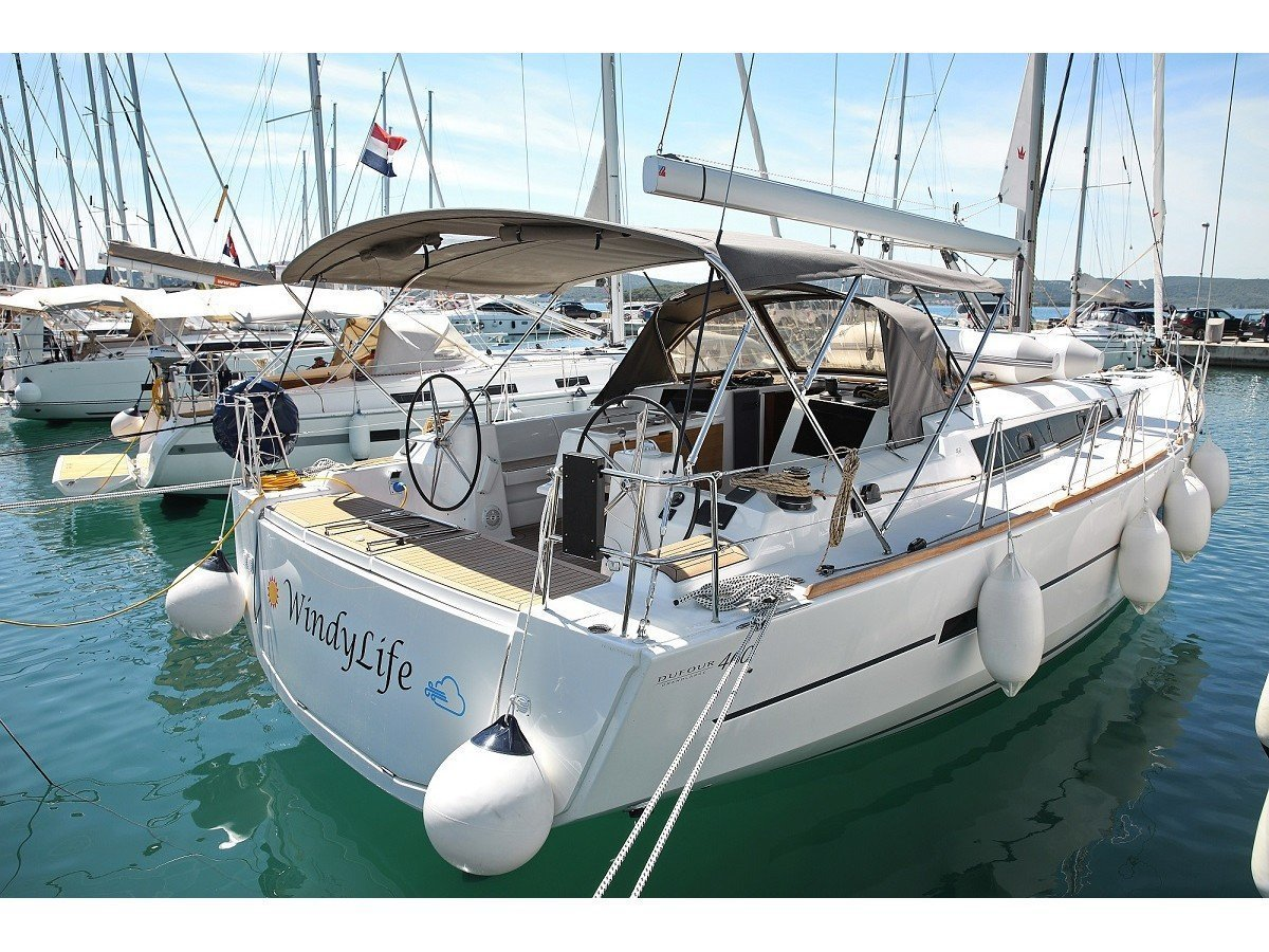 Dufour 460 Grand Large - 5 cabins (WindyLife ) Main image - 0