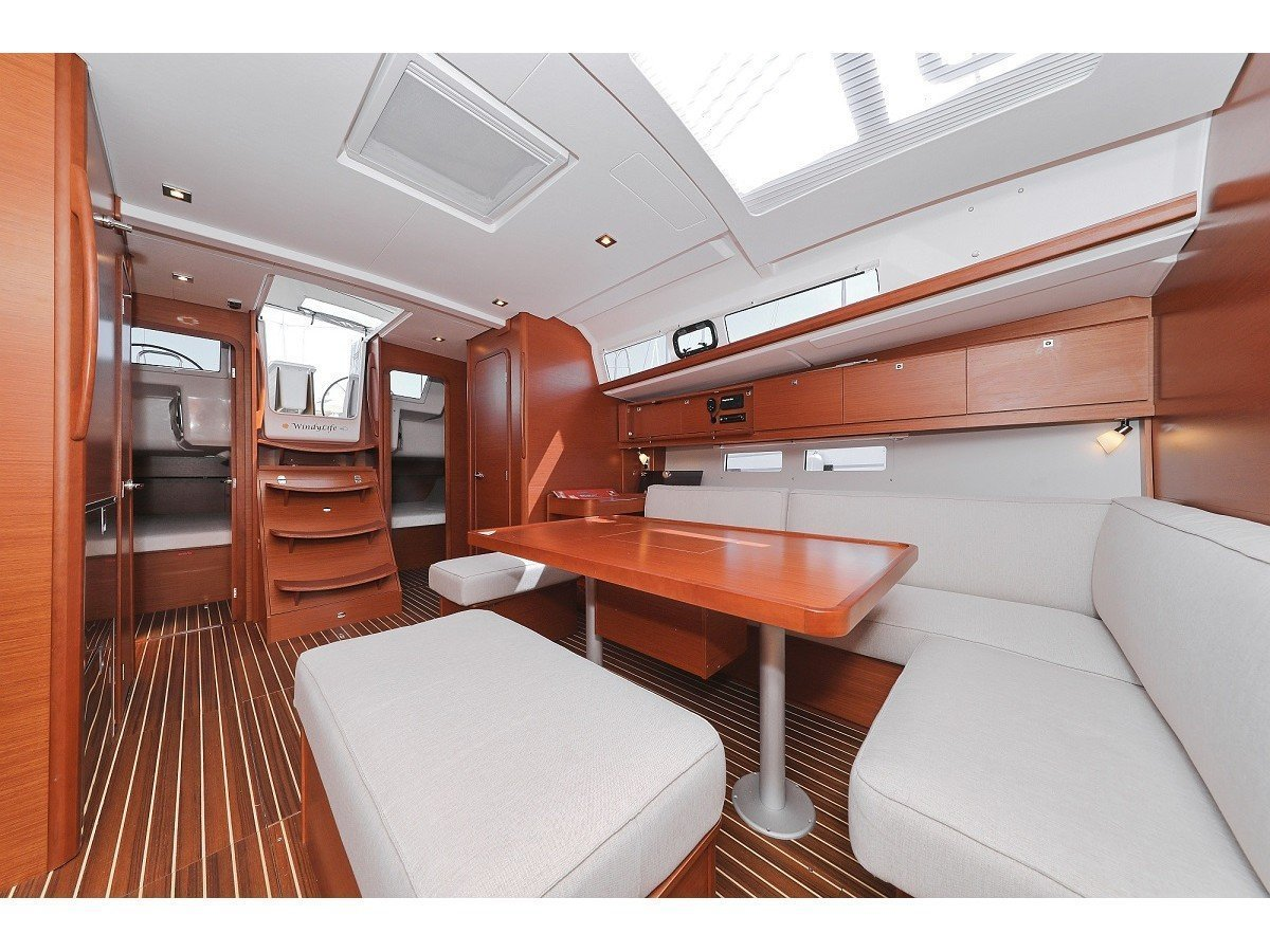 Dufour 460 Grand Large - 5 cabins (WindyLife ) Interior image - 2