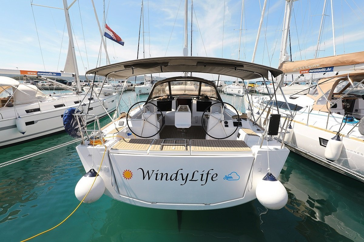 Dufour 460 Grand Large - 5 cabins (WindyLife )  - 8