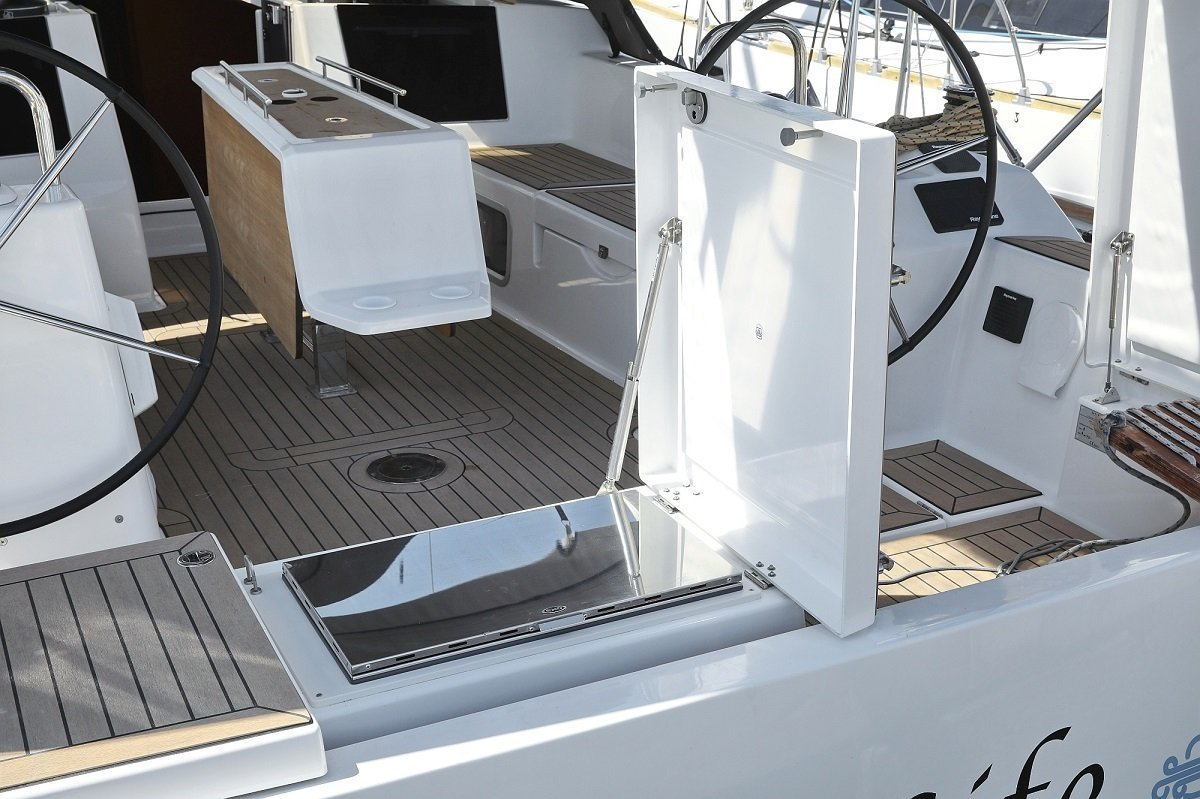 Dufour 460 Grand Large - 5 cabins (WindyLife )  - 7