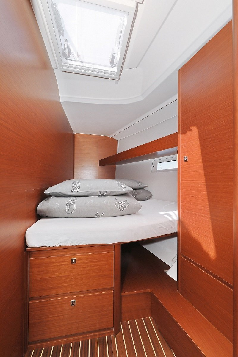 Dufour 460 Grand Large - 5 cabins (WindyLife )  - 5