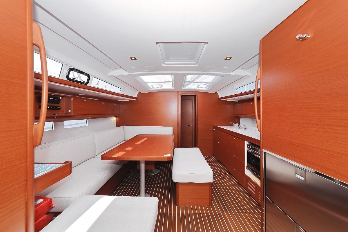 Dufour 460 Grand Large - 5 cabins (WindyLife )  - 4