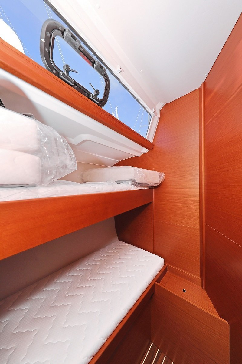 Dufour 460 Grand Large - 5 cabins (WindyLife )  - 6