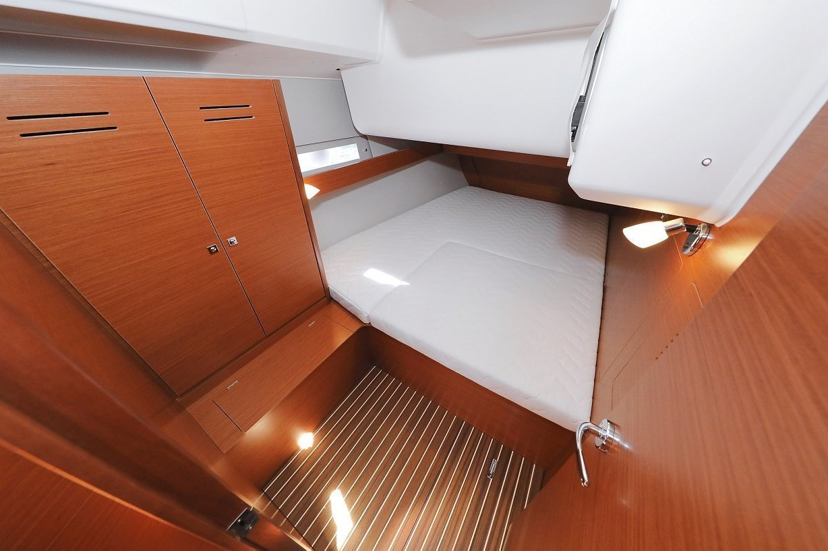 Dufour 460 Grand Large - 5 cabins (WindyLife )  - 3