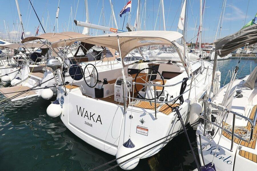 Sun Odyssey 440 (Waka)  - 2