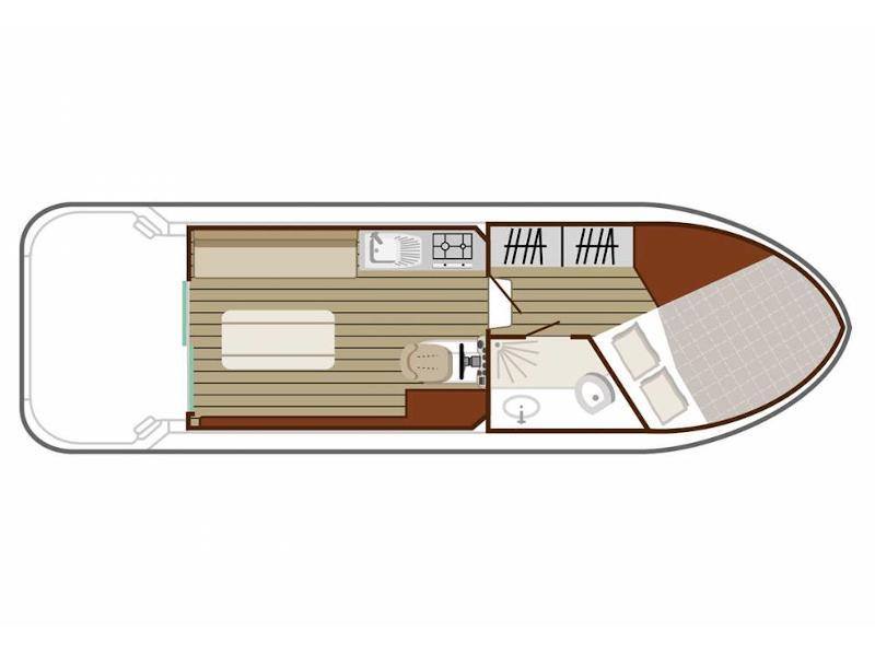 Sedan 800 (GUETIN FR) Plan image - 1