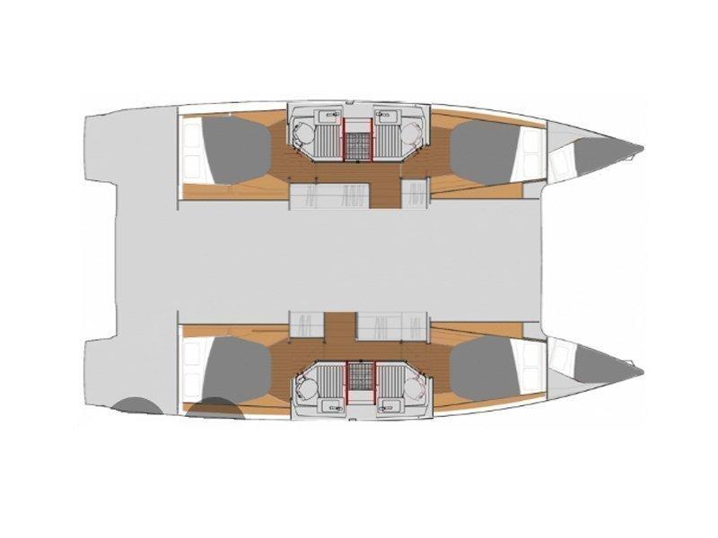 Astréa 42 (Orestes (A/C)) Plan image - 4