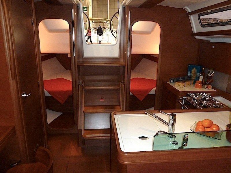 Dufour 40E Performance (Tiburon) aft cabin - 4