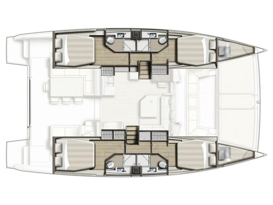 Bali 4.3 (Linda) Plan image - 2