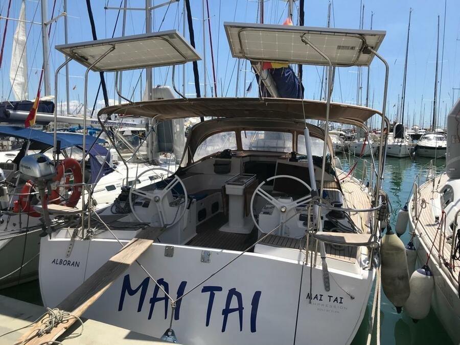 Elan 50 Impression (Alboran Mai-Tai (Majorca)) Main image - 0