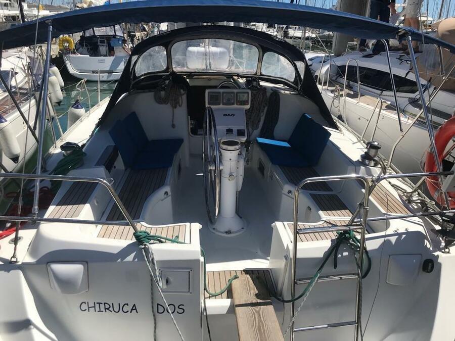Oceanis 390 (Chiruca Dos (Majorca)) Main image - 0