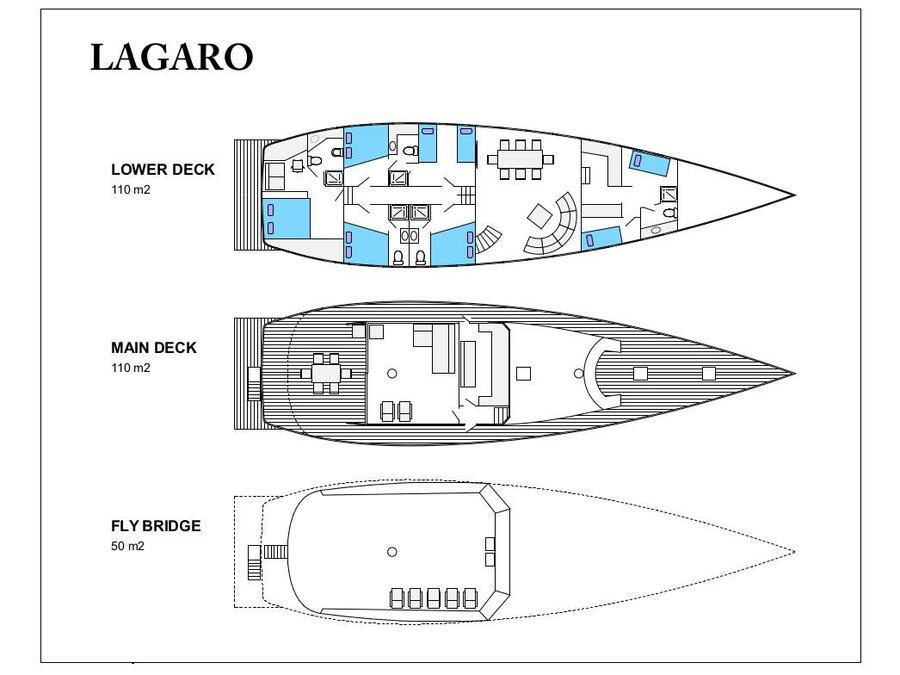 Gulet (Lagaro) Plan image - 37
