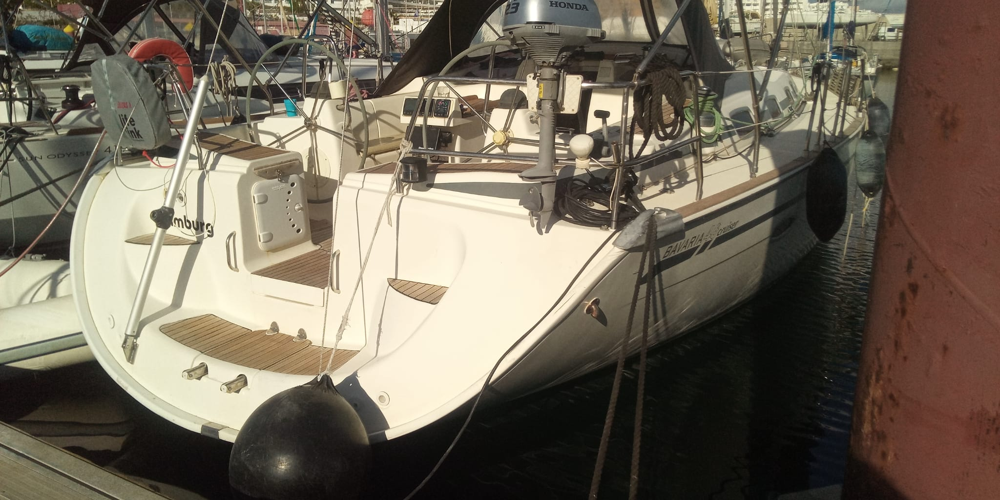 Bavaria 46 Cruiser (aruna)  - 28