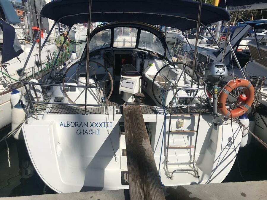Oceanis 40 (Alboran XXXIII Chachi (Las Galletas)) Main image - 0