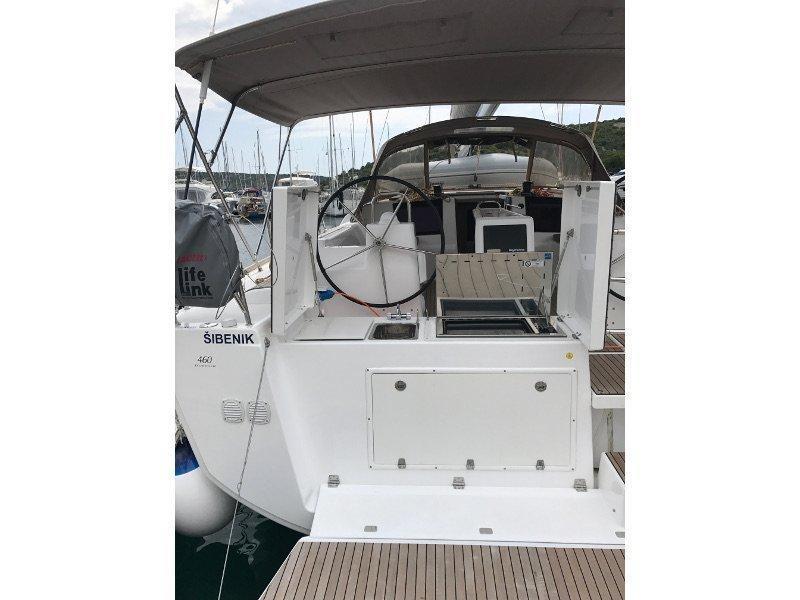 Dufour 460 Grand Large (LISABET 2018+AC)  - 8