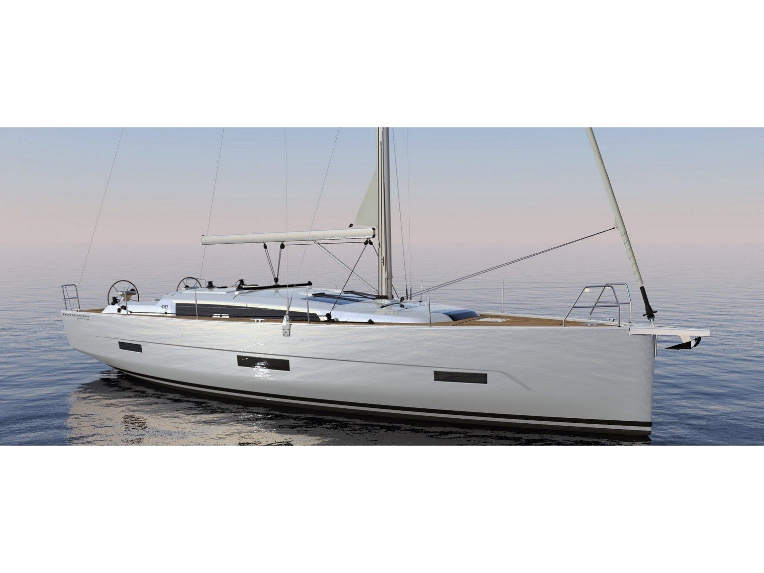 Dufour 430 Grand Large (Hermione) Main image - 5