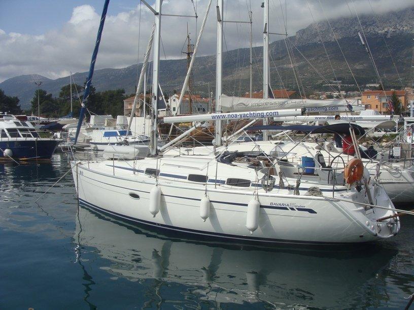 Bavaria 37 Cruiser (Tonka) Main image - 3