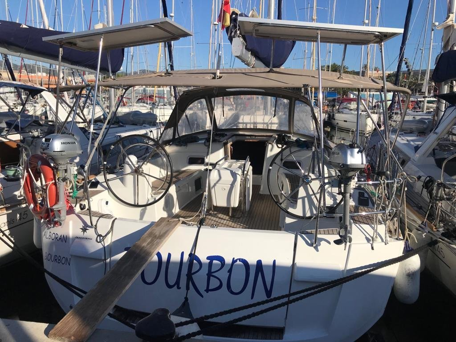 Sun Odyssey 519 (Alboran Bourbon (Majorca)) Main image - 0