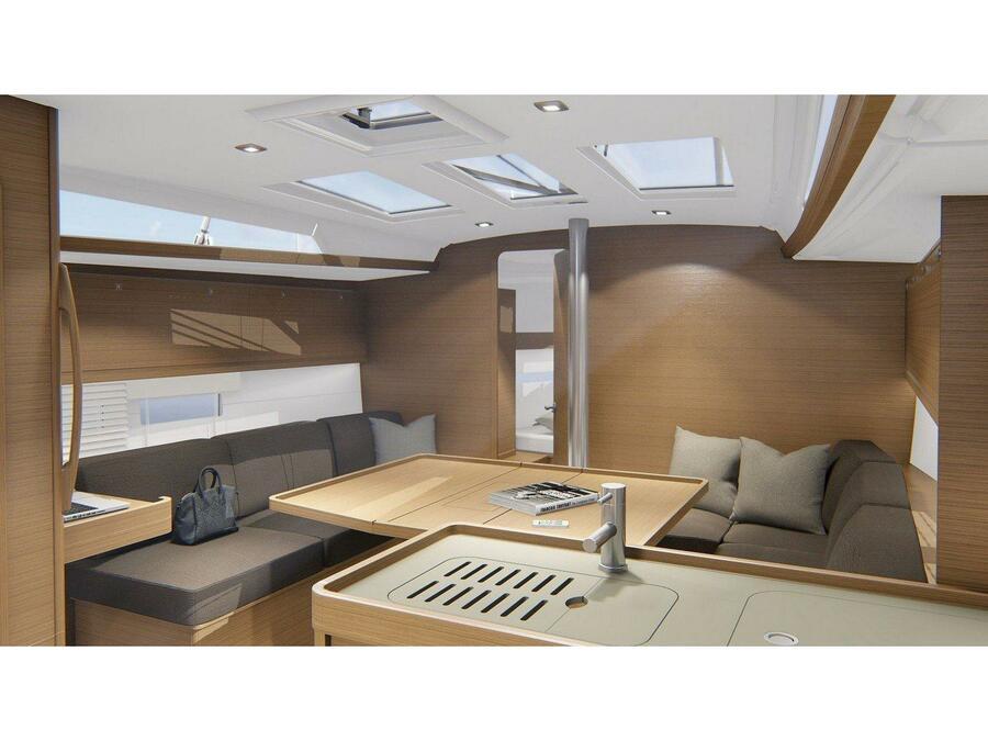 Dufour 390 Grand Large (Molesta) Interior image - 14