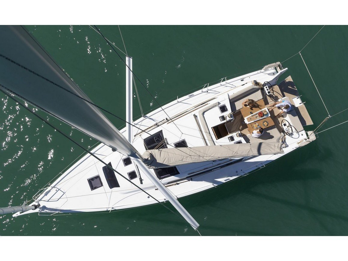 Dufour 430 Grand Large (Hermione) Main image - 0