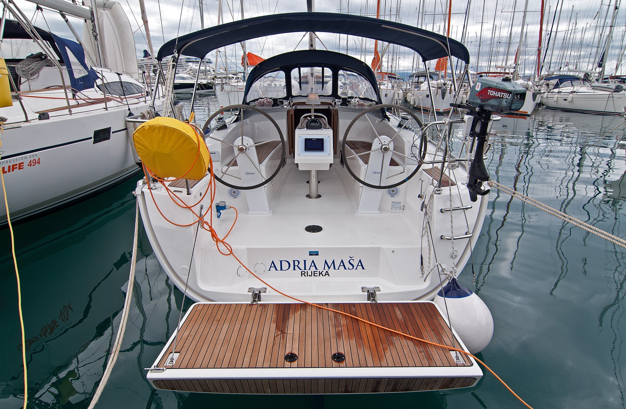 Bavaria Cruiser 34 (Adria Maša)  - 6