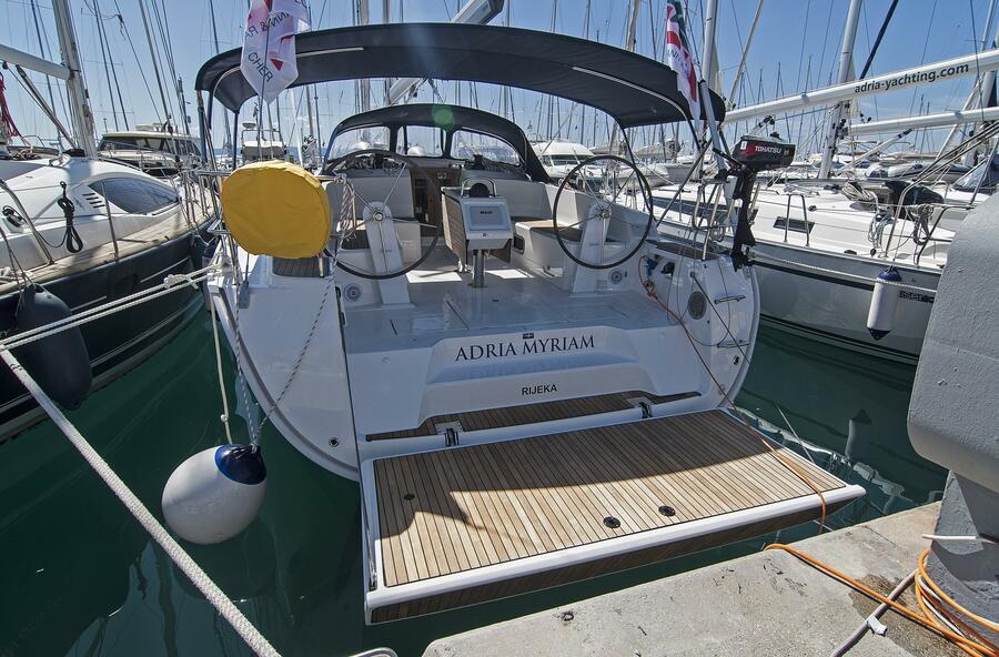 Bavaria Cruiser 46 (Adria Myriam)  - 5