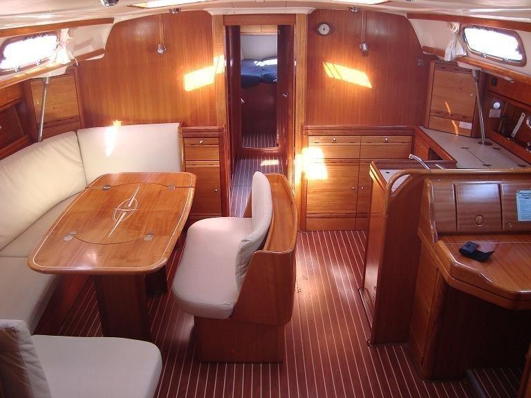 Bavaria 50 Cruiser (Guanajo) Interior image - 3