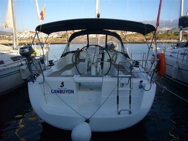 Oceanis 37 (Canbuyon) Main image - 0
