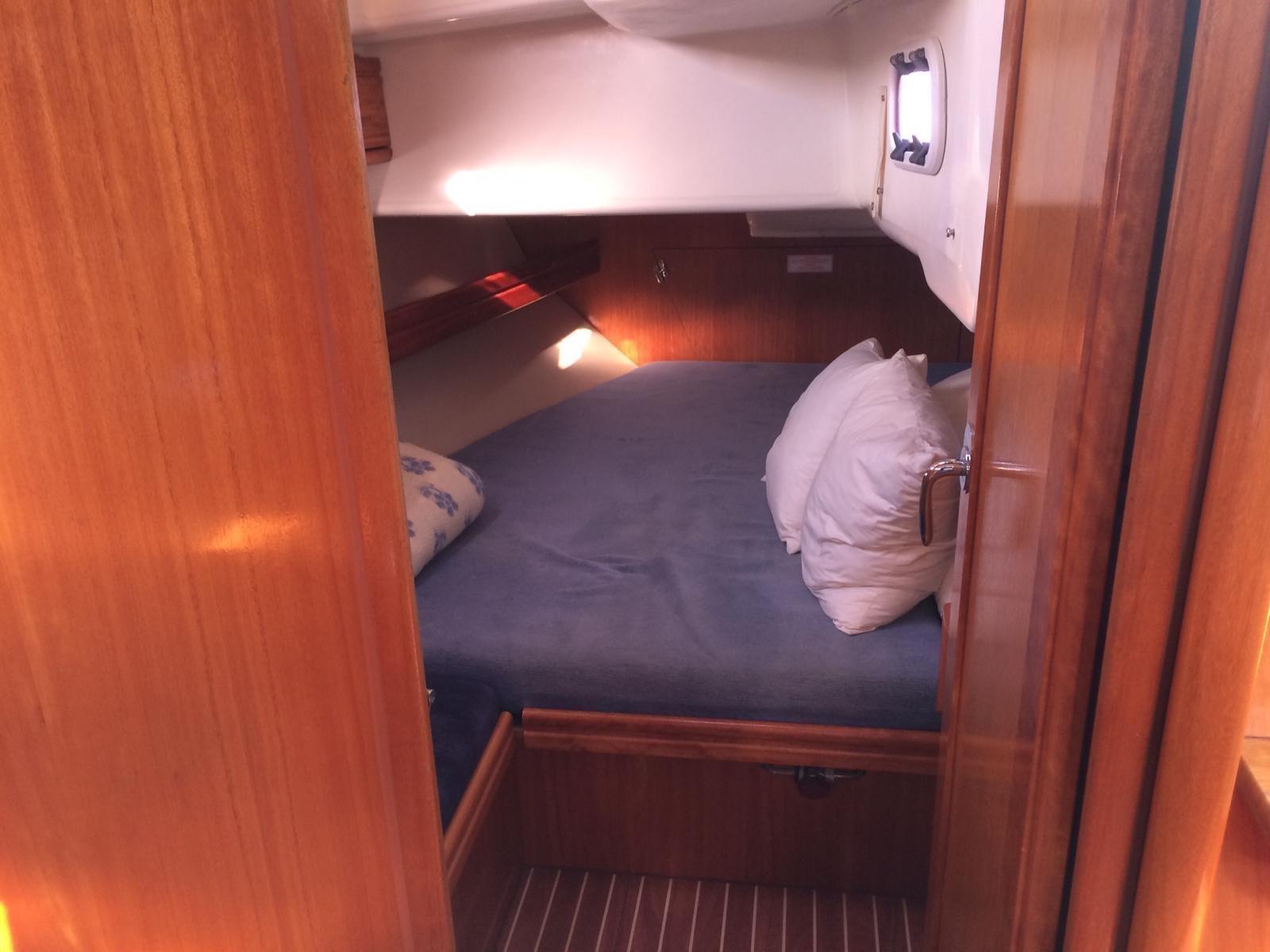 Bavaria 46 (Sunrise) rear cabin - 7