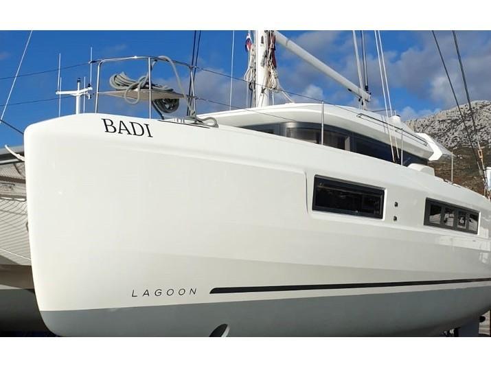 Lagoon 50 (BADI) Main image - 0