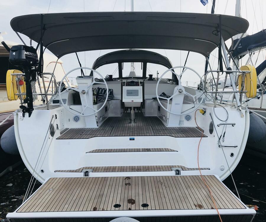Bavaria Cruiser 46 (Oceanos)  - 12