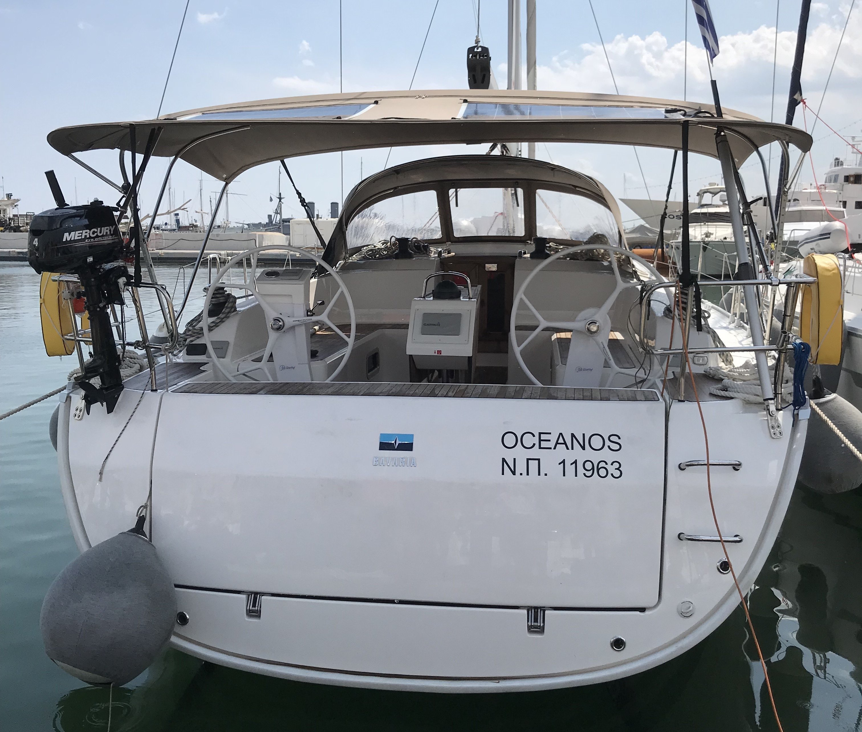 Bavaria Cruiser 46 (Oceanos)  - 19
