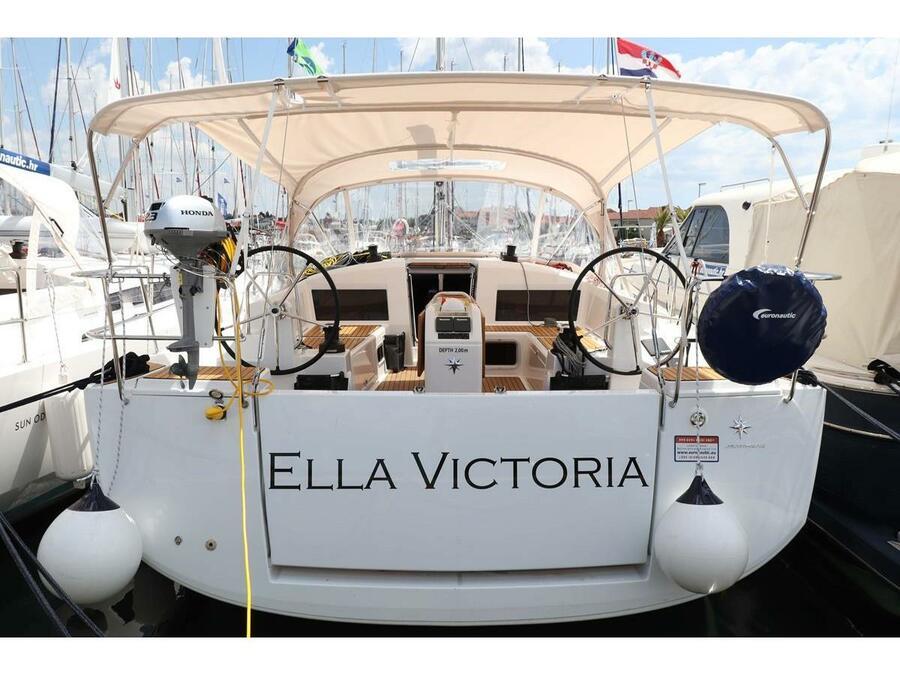 Sun Odyssey 440 - 3 cabin, 2 heads (Ella Victoria) Main image - 0