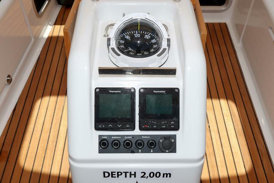 Sun Odyssey 440 - 3 cabin, 2 heads (Ella Victoria)  - 20