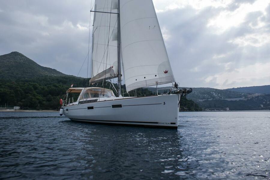 Oceanis 45 (4 cabs) (Mambo 1)  - 9