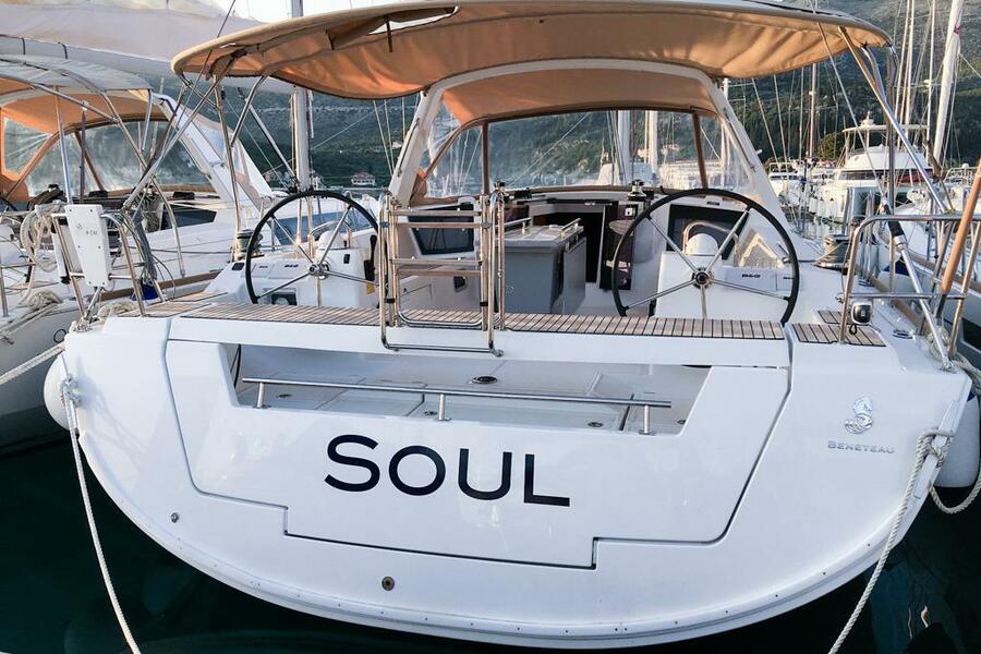 Oceanis 45 (4 cabs) (Soul)  - 8