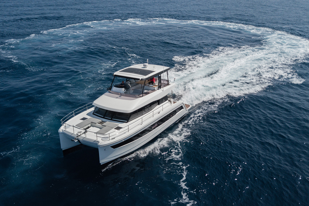 Fountaine Pajot MY 44 (Fusion)  - 13