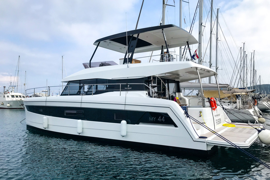 Fountaine Pajot MY 44 (Fusion)  - 9