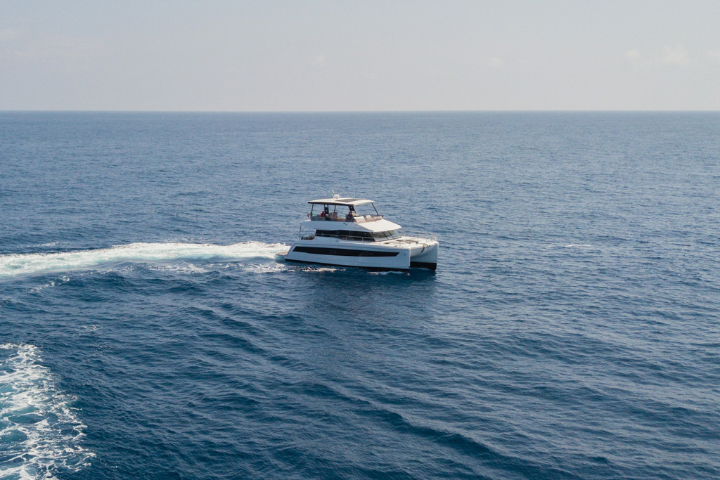 Fountaine Pajot MY 44 (Fusion)  - 3